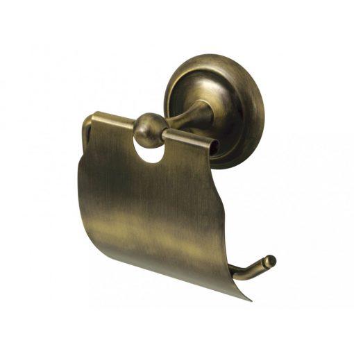 Bisk DECO 00403 antikolt fedeles wc papírtartó