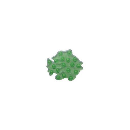 Bisk Nicesea 00847 Fish zöld mini 6 db-os csúszásgátló szett