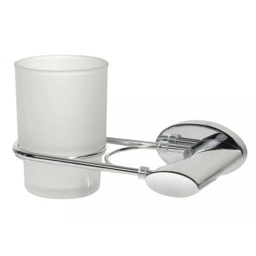Bisk SIDE 00995 króm dupla pohártartó