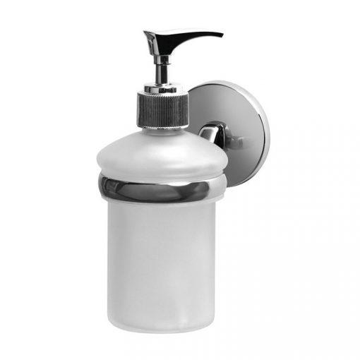 Bisk CHROMA 01434 króm folyékony szappanadagoló üveg betéttel