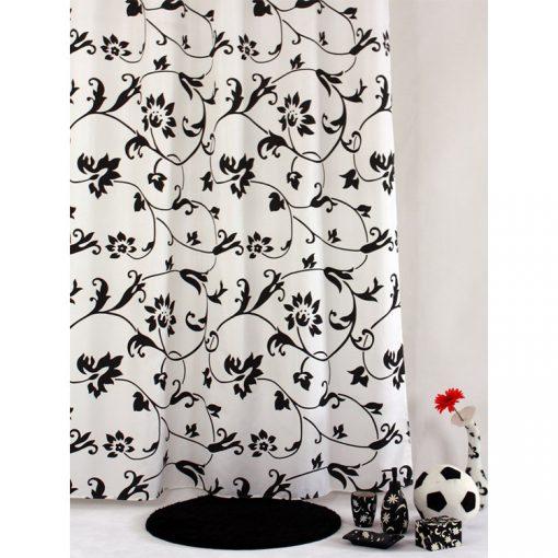 Bisk Nicesea 01584 Stylissimo Multi 180x200 textil zuhanyfüggöny