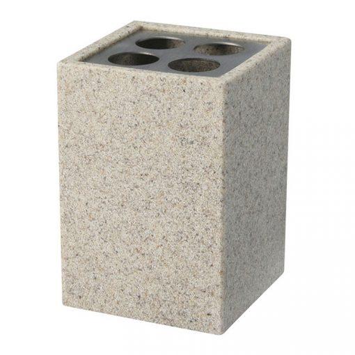 Bisk Nicesea 01595 Sand fogkefetartó pohár