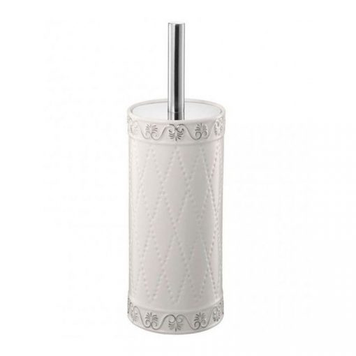 Bisk Nicesea 03049 Castello wc kefe tartóval fehér