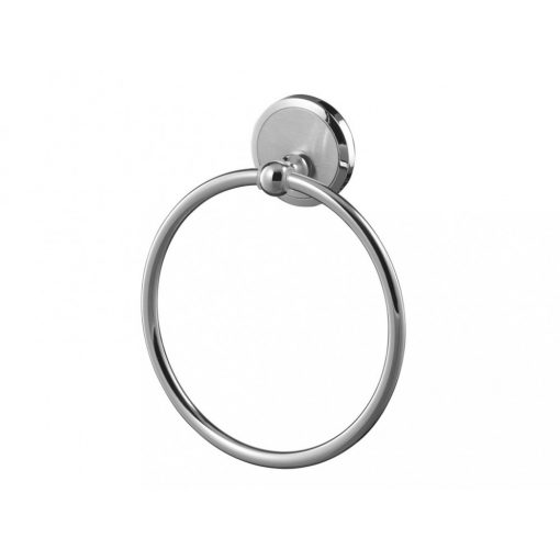 Bisk SENSATION 03092 króm törölközőtartó gyűrű