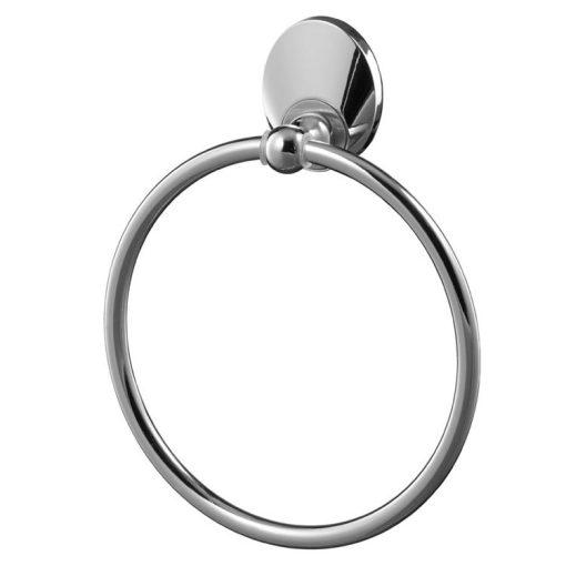 Bisk EMOTION 03111 króm törölközőtartó gyűrű