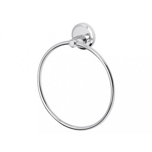 Bisk SEDUCTION 03591 króm törölközőtartó gyűrű