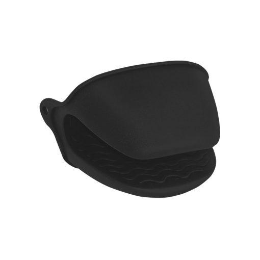 Bisk 4Kitchen 03745 szilikon edényfogó kesztyű, fekete