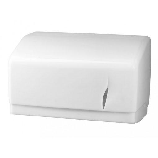 Bisk Masterline 03863 PRP-1 kéztörlő papír adagoló logóval fehér 250 db-os