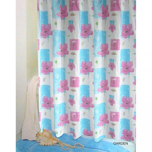 Bisk Nicesea 04000 Garden 180x200 Peva zuhanyfüggöny