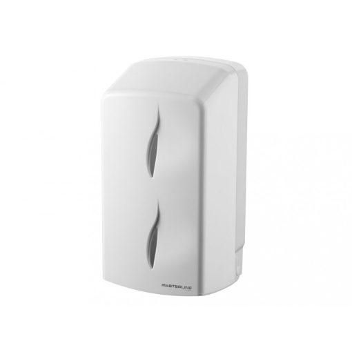 Bisk Masterline 04305 PU-P1 dupla wc papír adagoló fehér