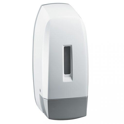 Bisk Masterline 04585 500 ml-es H1 folyékonyszappan és kézfertőtlenítőszer adagoló, fehér