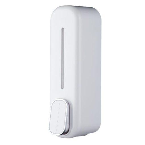 Bisk Masterline 04590 350 ml-es G1 folyékonyszappan és kézfertőtlenítőszer adagoló, fehér