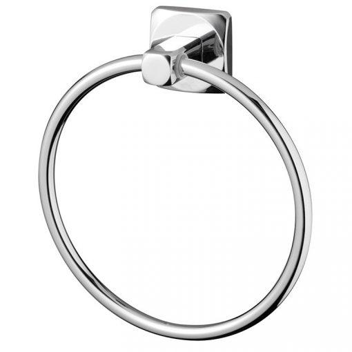 Bisk ICE 04858 króm törölközőtartó gyűrű