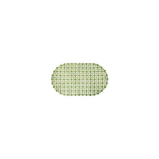 Bisk Nicesea 05196 Simply zöld 38x68 csúszásgátló