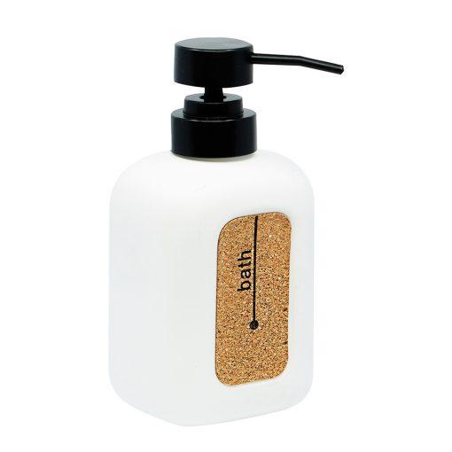 Bisk CORSA 05578 folyékonyszappan adagoló, fehér