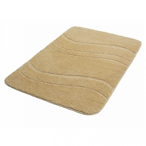 Bisk Nicesea 05683 One Beige 60x90 mikroszálas fürdőszobaszőnyeg