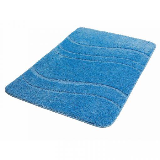 Bisk Nicesea 05684 One Blue 60x90 mikroszálas fürdőszobaszőnyeg