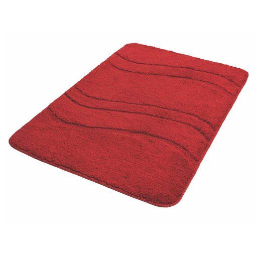 Bisk Nicesea 05685 One Red 60x90 mikroszálas fürdőszobaszőnyeg