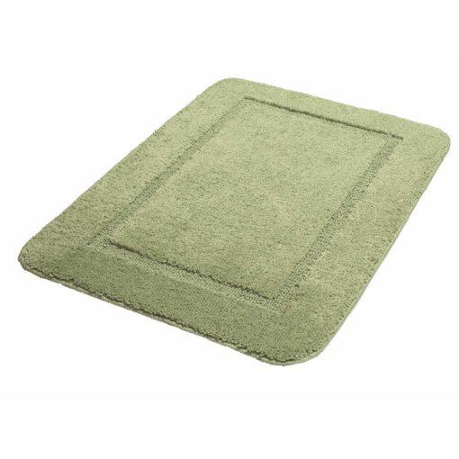 Bisk Nicesea 05688 Uni Green 50x70 mikroszálas fürdőszobaszőnyeg