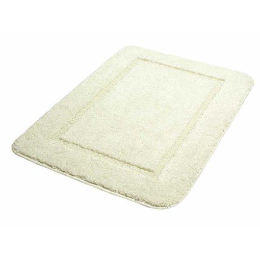 Bisk Nicesea 05690 Uni Ecru 50x70 mikroszálas fürdőszobaszőnyeg