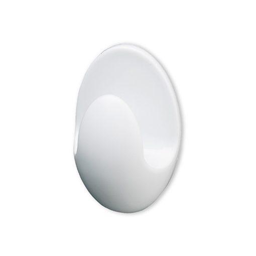 Bisk 05755 TRENDY B egyágú fogas fehér 4 db-os szett