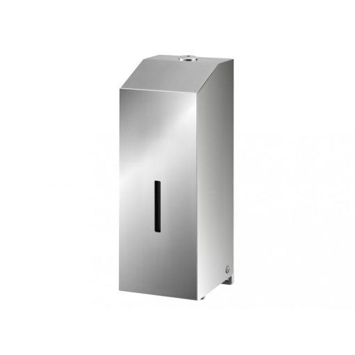 Bisk Masterline 05880 1000 ml-es D2 fali folyékonyszappan adagoló rozsdamentes acélból