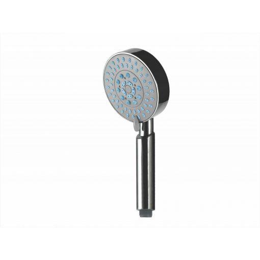 Bisk BASE 05897 5 funkciós króm zuhanyfej