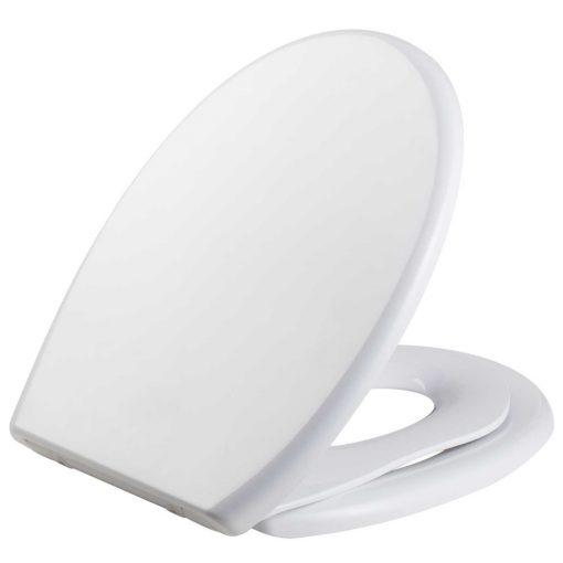 Bisk KIDS 06026 kombinált polypropylén wc ülőke fehér