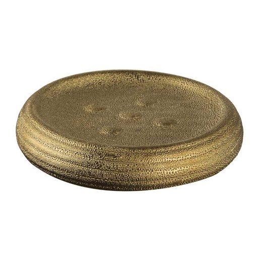 Bisk Nicesea 06304 Gold szappantál
