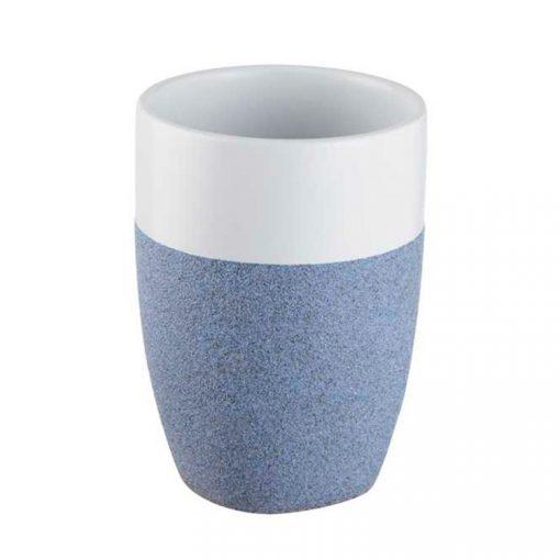 Bisk Nicesea 06307 Stone pohár kék