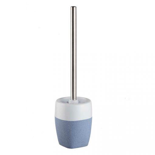 Bisk Nicesea 06309 Stone wc kefe tartóval kék