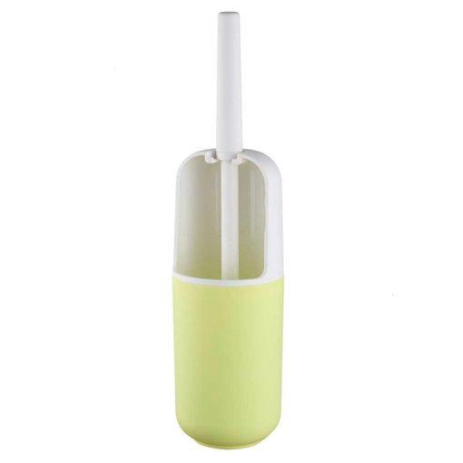 Bisk Nicesea 06332 Duet wc kefe tartóval zöld