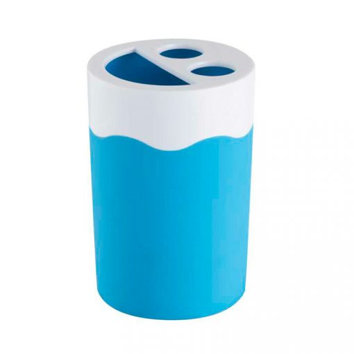 Bisk Nicesea 06345 Sea fogkefetartó pohár kék