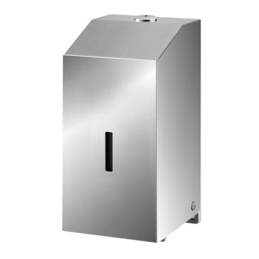 Bisk Masterline 06390 500 ml-es DM2 folyékonyszappan adagoló króm rozsdamentes acélból