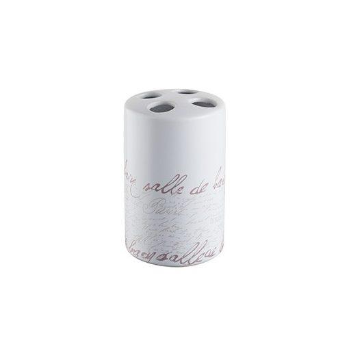 Bisk Nicesea 06568 Stamp fogkefetartó pohár