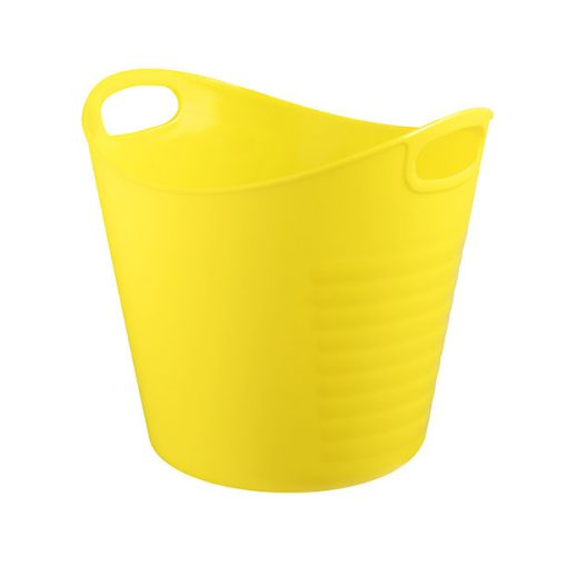 Bisk CITY 06666 sárga kicsi kosár pe