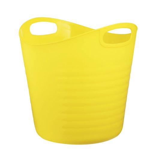Bisk CITY 06669 sárga nagy kosár pe