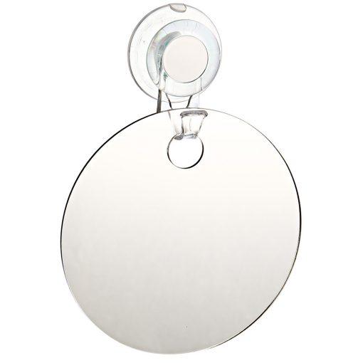 Bisk GECO 06727 tapadókorongos fali akasztós tükör