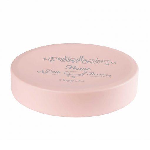 Bisk Nicesea 06756 Nicea szappantál rózsakvarc szín
