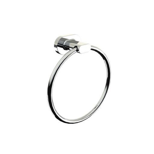 Bisk GO 07025 króm törölköző tartó gyűrű