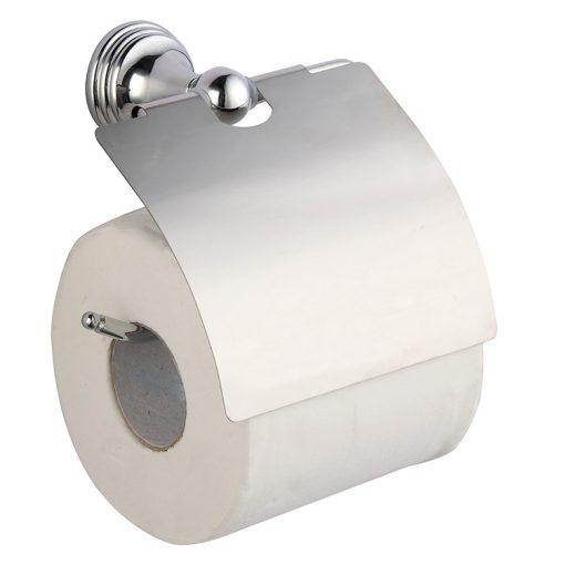 Bisk ONE 07046 króm fedeles wc papír tartó