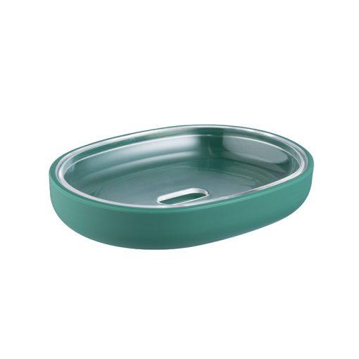 Bisk Nicesea 07141 Oslo szappantál sötét zöld