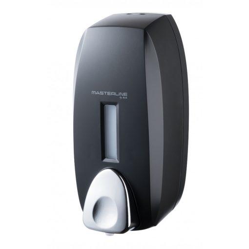 Bisk Masterline 07239 750 ml-es P4 fekete habszappan adagoló