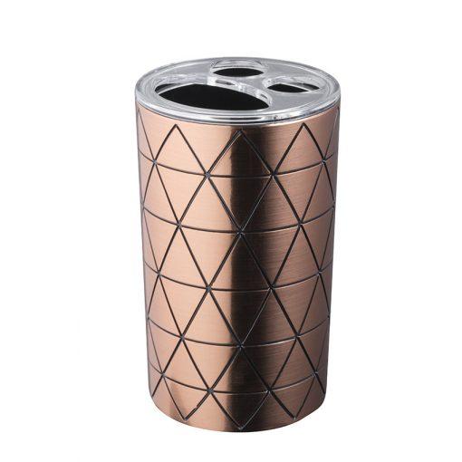 Bisk Nicesea 07533 Star fogkefetartó pohár szürke