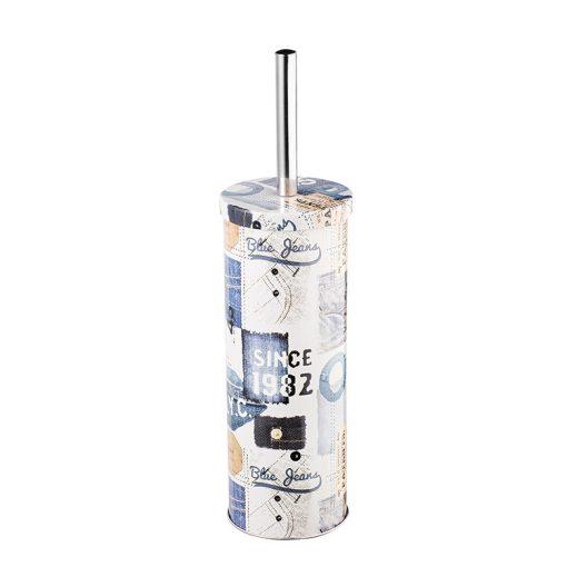 Bisk METRO 07551 henger alakú álló wc kefe