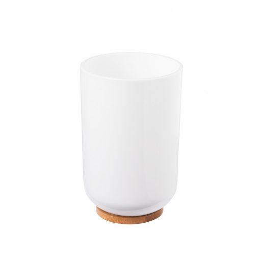 Bisk Nicesea 07579 Snow pohár fehér