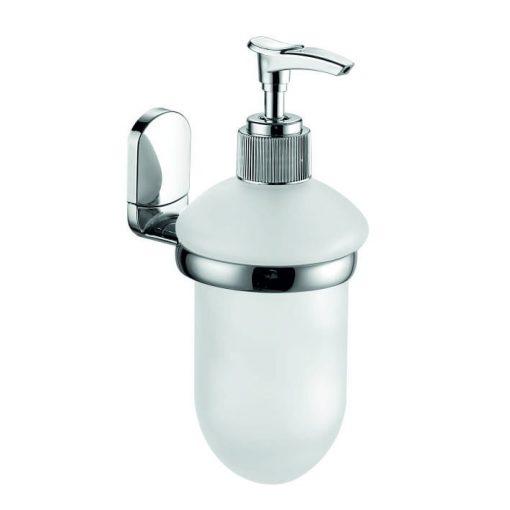 Bisk VIGO 07676 króm tartós üveg folyékonyszappan adagoló
