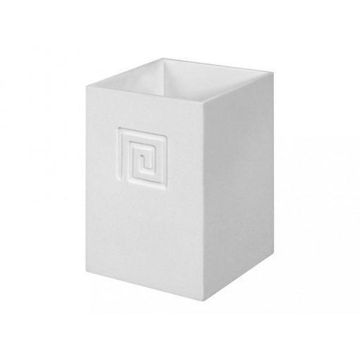 Bisk MEANDER 10020 pohár fehér