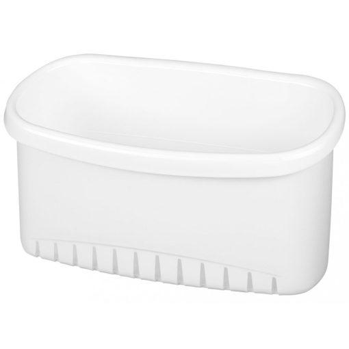 Bisk KASKADA 18202 fehér műanyag tároló doboz