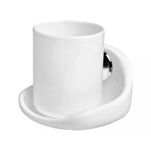 Bisk SANDRA 23702 pohártartó pohárral